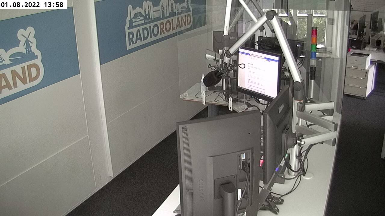 Radio Roland Webcam